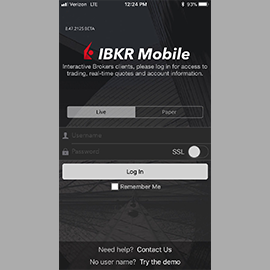 IBKR Mobile for Android©