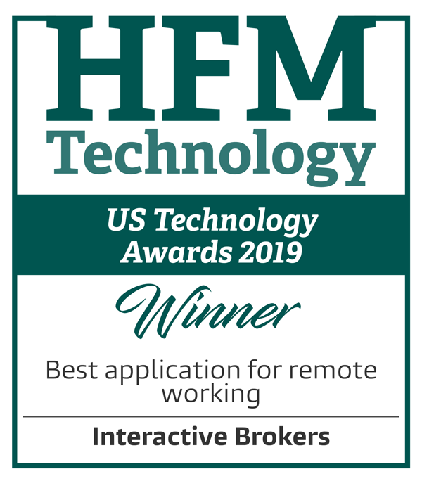 2019 HFM Award - #1 Best Application for Mobile / Remote Working